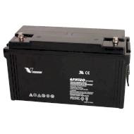 Аккумуляторная батарея VISION 6FM120E-X (12В, 120Ач)