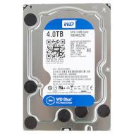 """Жёсткий диск 3.5"""" WD Blue 4TB SATA/64MB (WD40EZRZ)"""