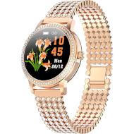 Смарт-часы LINWEAR LW20 Pro Metal Gold