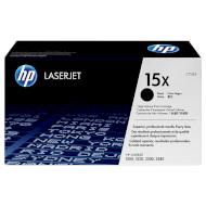 Тонер-картридж HP 15X Black (C7115X)