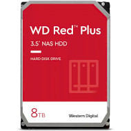 "Жёсткий диск 3.5"" WD Red Plus 8TB SATA/256MB (WD80EFBX)"
