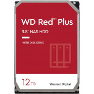 "Жёсткий диск 3.5"" WD Red Plus 12TB SATA/256MB (WD120EFBX)"