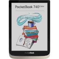 Електронна книга POCKETBOOK 740 Color Moon Silver (PB741-N-CIS)