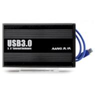 "Карман внешний MAIWO K3502-U3S 3.5"" USB"