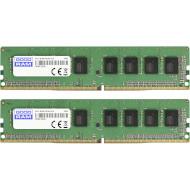 Модуль памяти GOODRAM DDR4 2400MHz 16GB Kit 2x8GB (GR2400D464L17S/16GDC)
