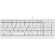 Клавиатура A4TECH Fstyler FK15 White