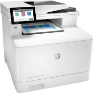 МФУ HP Color LaserJet Enterprise M480f (3QA55A)