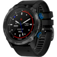 Смарт-часы GARMIN Descent Mk2i Titanium Carbon Gray DLC with Black Band (010-02132-01)