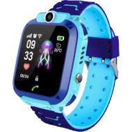 Часы-телефон детские GOGPS K16S Blue (K16SBL)