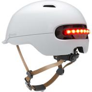 Розумний шолом XIAOMI SMART4U City Qingqi Smart Helmet White