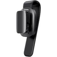Автомобильный держатель для очков BASEUS Platinum Vehicle Eyewear Clip Black (ACYJN-B01)