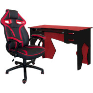 Комплект мебели BARSKY HomeWork Red (HG-02/SD-08)