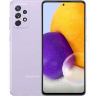 Смартфон SAMSUNG Galaxy A72 8/256GB Awesome Violet (SM-A725FLVHSEK)