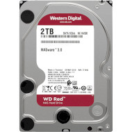 "Жёсткий диск 3.5"" WD Red Plus 2TB SATA/128MB (WD20EFZX)"
