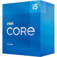 Процессор INTEL Core i5-11500 2.7GHz s1200 (BX8070811500)