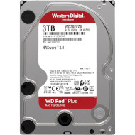 "Жёсткий диск 3.5"" WD Red Plus 3TB SATA/128MB (WD30EFZX)"