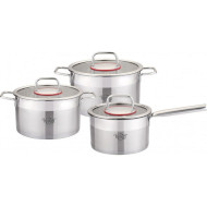 Набор посуды KRAUFF Novation 6пр (26-295-001)