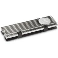 Радіатор для SSD EKWB EK-M.2 NVMe Heatsink - Nickel (3830046991799)