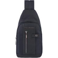 Рюкзак-слинг PIQUADRO Brief 2 Blue (CA4536BR2-BLU)