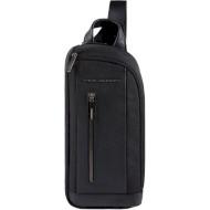 Рюкзак-слинг PIQUADRO Brief 2 iPad Mini Black (CA5480BR2-N)