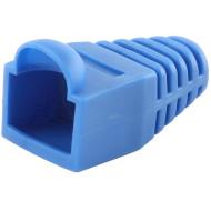 Ковпачок на конектор RJ-45 CABLEXPERT синій 100 шт/уп. (BT5BL/100)