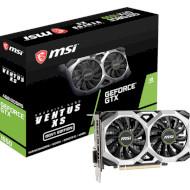 Видеокарта MSI GeForce GTX 1650 Ventus XS 4G OCV1