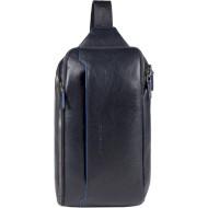 Рюкзак-слинг PIQUADRO B2S RFID Blue (CA5107B2S-BLU)