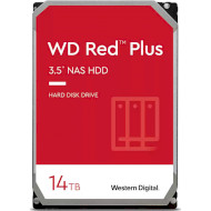 "Жёсткий диск 3.5"" WD Red Plus 14TB SATA/64MB (WD140EFGX)"