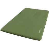 Самонадувний килимок OUTWELL Dreamcatcher Double 7.5 cm Green