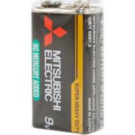 Батарейка MITSUBISHI ELECTRIC Super Heavy Duty «Крона» (6F22TQ/1S)