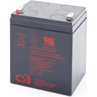 Акумуляторна батарея CSB HR1221W (12В 5Ач)