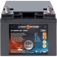 Автомобільний акумулятор LOGICPOWER LiFePO4 12В 90 Агод (LP13282)