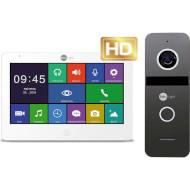 Видеодомофон NEOLIGHT Mezzo HD + Solo FHD Graphite