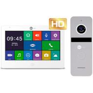 Видеодомофон NEOLIGHT Mezzo HD + Solo FHD Silver