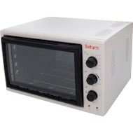 Электропечь SATURN ST-EC3803 White