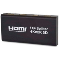 HDMI сплітер 1→4 ATIS HDMI1X4