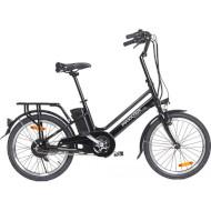 "Електровелосипед MAXXTER City Light 20"" Black"