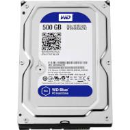 """Жёсткий диск 3.5"""" WD Blue 500GB SATA/64MB (WD5000AZRZ)"""