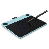 Графический планшет WACOM Intuos Comic Pen & Touch Small Blue