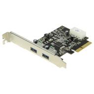 Контроллер STLAB PCI-E to USB 3.1 Gen2 2-Ports (U-1130)