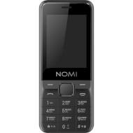 Мобильный телефон NOMI i2402 Black (726215)