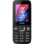 Мобильный телефон NOMI i2430 (726217)