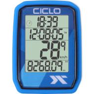 Велокомп'ютер CICLO Protos 105 Blue