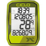 Велокомп'ютер CICLO Protos 105 Green