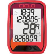 Велокомпьютер CICLO Protos 213 Red