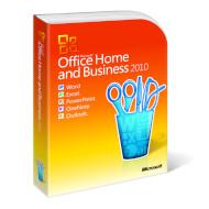 MICROSOFT Office Home & Business 2010 Russian 1 ПК DVD (T5D-00412)