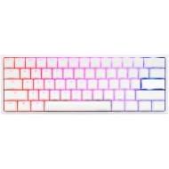 Клавіатура DUCKY One 2 Mini RGB Cherry MX Speed Silver White