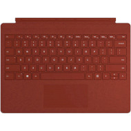 Клавиатура-обложка для планшета MICROSOFT Surface Pro Signature Type Cover Poppy Red (FFP-00101)