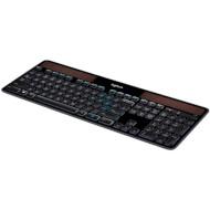Клавіатура бездротова LOGITECH K750 Wireless Solar (920-002938)