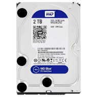 """Жёсткий диск 3.5"""" WD Blue 2TB SATA/64MB (WD20EZRZ)"""